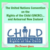 The United Nations Convention on the Rights of the Child (UNCRC)... and Aotearoa/ New Zealand